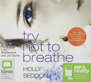 Try Not to Breathe audiobook cover