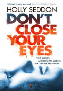 Don't Close Your Eyes book cover