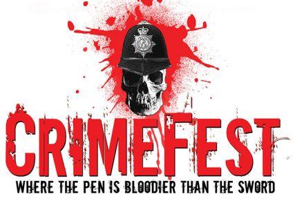 Crimefest logo