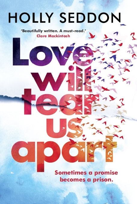 cover art for Love Will Tear Us Apart by Holly Seddon